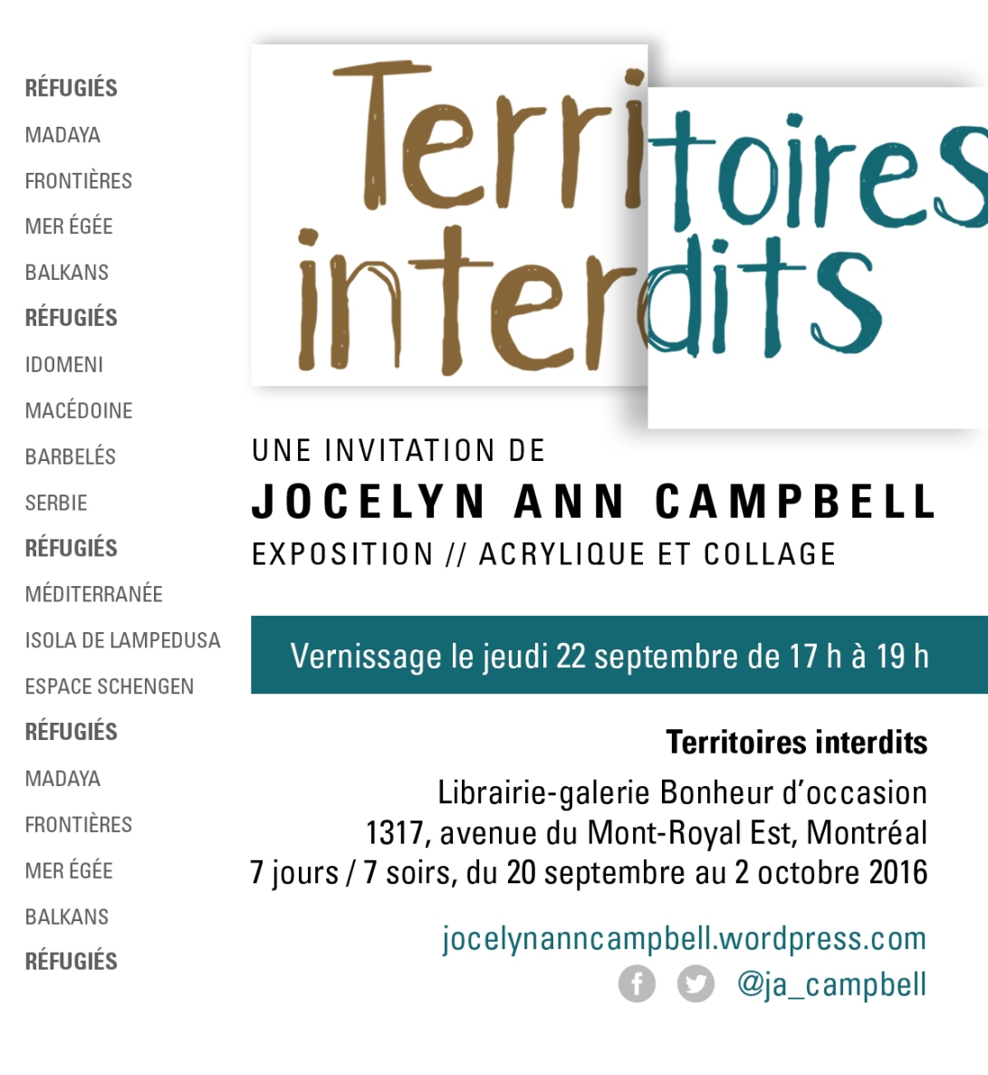 Invitation JAC